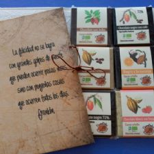 Carpeta chocolatera