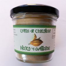 Crema de chocolate blanco